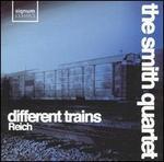 Steve Reich: Different Trains