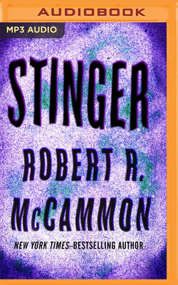 Stinger - McCammon, Robert, and Sullivan, Nick (Read by)