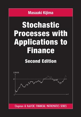 Stochastic Processes with Applications to Finance - Kijima, Masaaki