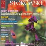 Stokowski conducts Grainger, Sibelius, Vaughan Williams, Rachmaninov, Granados, Debussy, Ibert