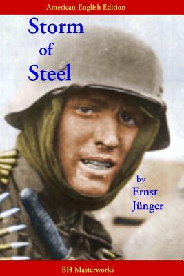 Storm of Steel - Junger, Ernst