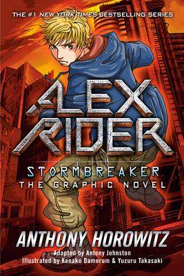 Stormbreaker: The Graphic Novel - Horowitz, Anthony