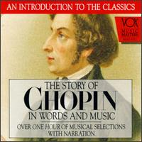 Story of Chopin in Words and Music - Ingrid Haebler (piano)