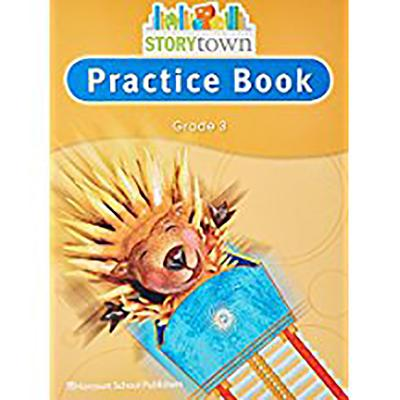 Storytown Practice Book Student Edition Grade 3