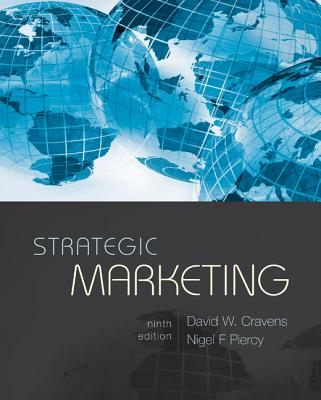 Strategic marketing book by david w cravens 15 available editions strategic marketing book by david w cravens 15 available editions alibris books fandeluxe Images