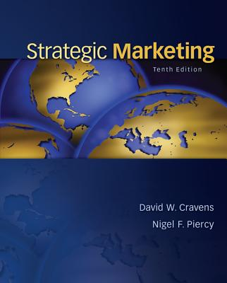 Strategic marketing book by david w cravens 15 available editions cash for textbooks fandeluxe Choice Image