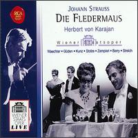 Strauss: Die Fledermaus - Elfriede Ott (vocals); Erich Kunz (vocals); Gerhard Stolze (vocals); Giuseppe Zampieri (vocals); Hilde Güden (vocals);...