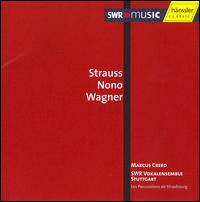 Strauss, Nono, Wagner - Alexander Yudenkov (tenor); Anna Seul (harp); Eva-Maria Schappé (soprano); Julius Pfeifer (tenor);...
