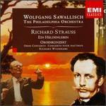 Strauss:Symphonische Dichtung:Ein Heledenleben,Op.40/Oboe Concerto in D