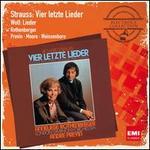 Strauss: Vier Letzte Lieder; Wolf: Lieder