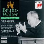 Strauss: Waltzes/Overtures/Brahms: Hungarian Dances/Smetana: Die Moldau