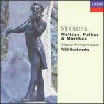 Strauss: Waltzes, Polkas & Marches - Anton Karas (zither); Wiener Philharmoniker; Willi Boskovsky (conductor)
