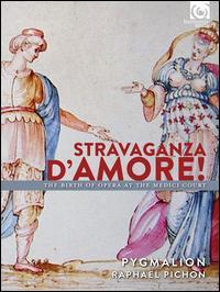 Stravaganza d'Amore! - Davy Cornillot (vocals); Deborah Cachet (vocals); Luciana Mancini (vocals); Lucile Richardot (vocals);...