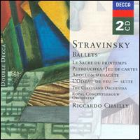 Stravinsky: Ballets - Jacques Zoon (flute); Peter Masseurs (trumpet); Ruud Van Den Brink (piano); Riccardo Chailly (conductor)