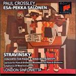 Stravinsky: Concerto for Piano & Wind Instruments; Capriccio for Piano & Orchestra; Movements for Piano & Orchestra;