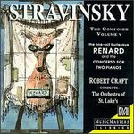 Stravinsky the Composer, Vol. 5