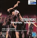 Stravinsky: The Rite of Spring; Apollon Musag�te