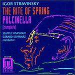 Stravinsky: The Rite Of Spring/Pulcinella