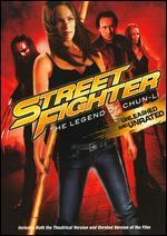Street Fighter: The Legend of Chun-Li [Unrated/Rated Versions] [2 Discs]