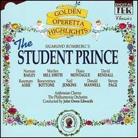 Student Prince [London Cast] - John Owen Edwards