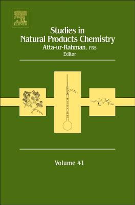 Studies in Natural Products Chemistry: Volume 41 - Rahman, Atta-ur- (Volume editor)