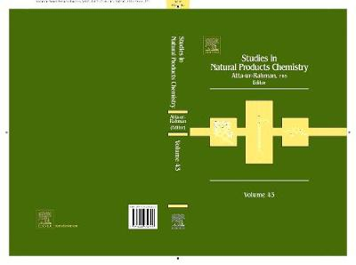 Studies in Natural Products Chemistry - Rahman, Atta-Ur-
