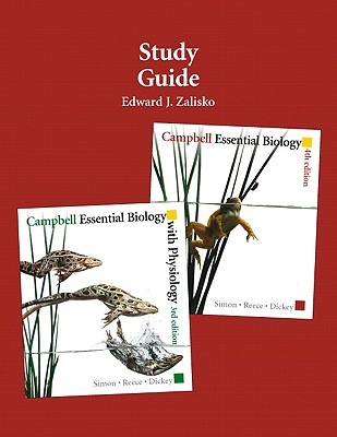 Study Guide for Campbell Essential Biology with Physiology Chapters - Simon, Eric J