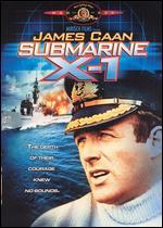 Submarine X-1 - William A. Graham
