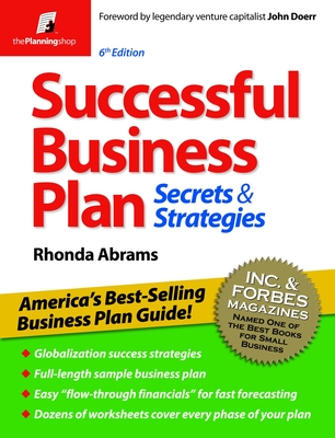 Successful Business Plan: Secrets & Strategies - Abrams, Rhonda