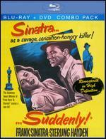 Suddenly [2 Discs] [Blu-ray/DVD]