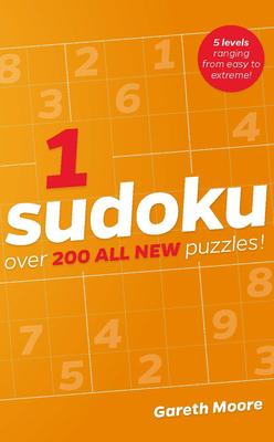 Sudoku 1 - Moore, Gareth, B.Sc, M.Phil, Ph.D
