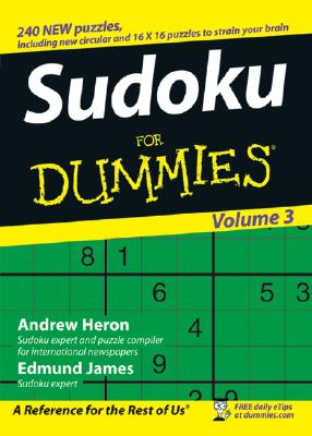 Sudoku for Dummies: Volume 3 - Heron, Andrew