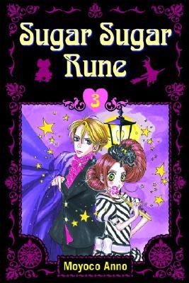 Sugar Sugar Rune 3 - Anno, Moyoco, and Anno, Moyoko