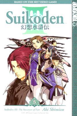 Suikoden III Volume 5 - Shimizu, Aki