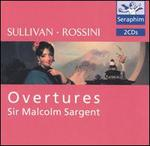 Sullivan: Overtures; German: Dances from Henry VIII; Dances from Nell Gwyn; Rossini: Overtures