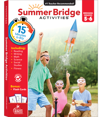 Summer Bridge Activities(r), Grades 5 - 6 - Summer Bridge Activities (Compiled by)