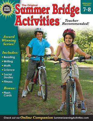 Summer Bridge Activities(r), Grades 7 - 8 - Summer Bridge Activities (Compiled by)