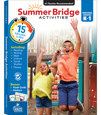 Summer Bridge Activities(r), Grades K - 1 - Summer Bridge Activities (Compiled by)