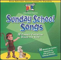 Sunday School Songs [1995] - Cedarmont Kids