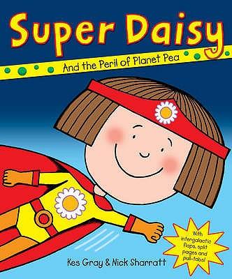 Super Daisy - Gray, Kes