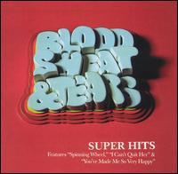Super Hits - Blood, Sweat & Tears
