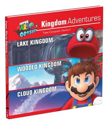 Super Mario Odyssey: Kingdom Adventures, Vol. 2 - Walsh, Doug