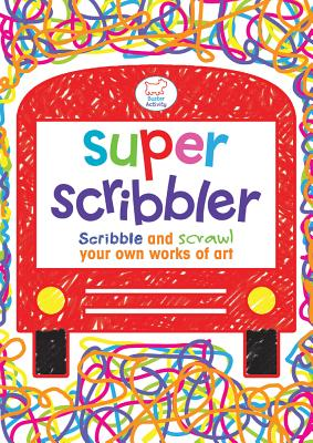 Super Scribbler: Scribble and scrawl your own works of art -