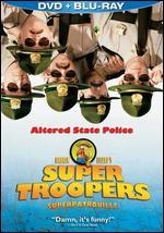 Super Troopers [French] [Blu-ray/DVD]
