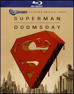 Superman: Doomsday [With Green Lantern Movie Cash] [Blu-ray]