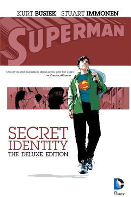 Superman Secret Identity Deluxe Edition - Busiek, Kurt