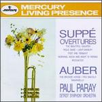 Suppé: Overtures; Auber: The Bronze Horse; Etc.