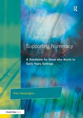 Supporting Numeracy - Headington, Rita