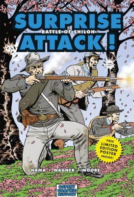 Surprise Attack!: Battle of Shiloh - Hama, Larry