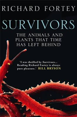 Survivors: The Animals and Plants That Time Has Left Behind - Fortey, Richard